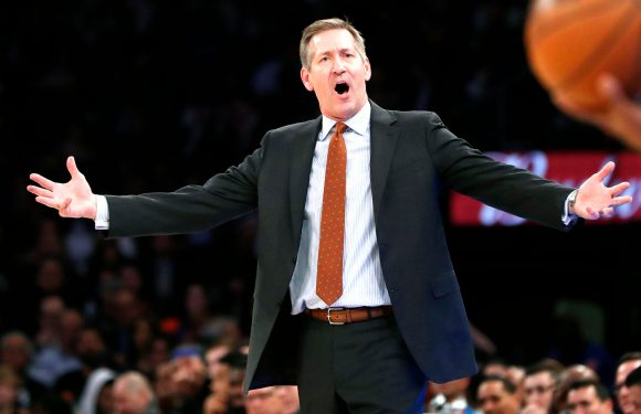 Jeff Hornacek isn't going down without a fight