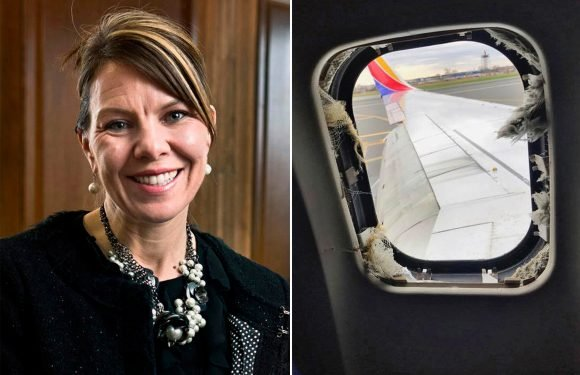 Inside the chaos after woman partially sucked out plane window