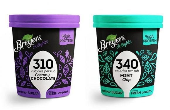 You can now buy a tub of ice-cream that contains less than 300 calories… and it comes in all your favourite flavours