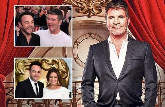 Britain's Got Talent boss Simon Cowell stands by Ant McPartlin saying troubled star has 'manned up'