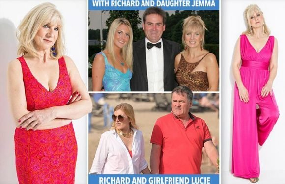Richard Keys' ex wife Julia reveals how his 'pathetic' affair with daughter's pal tore their family apart
