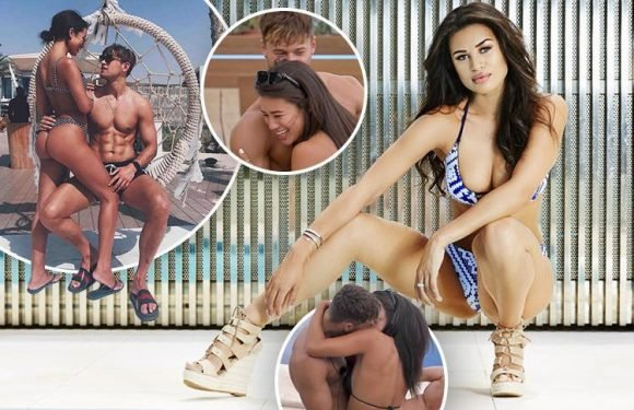 Love Island beauty Montana Brown, 22, says she 'regrets having sex on telly' as she shares tips for future housemates