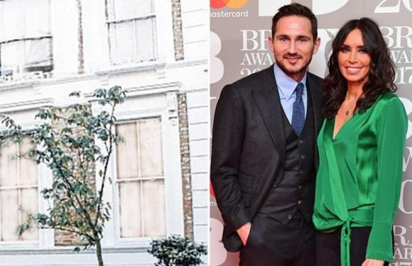 Frank and Christine Lampard left 'shaken and terrified' after thief targets their £10million London home