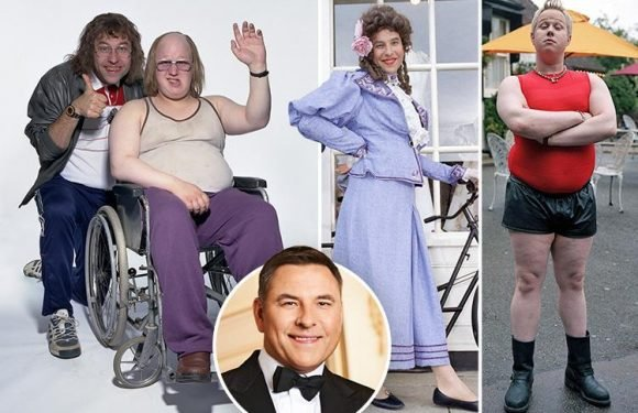 David Walliams says comedy Little Britain would be drastically changed to be accepted in the current climate