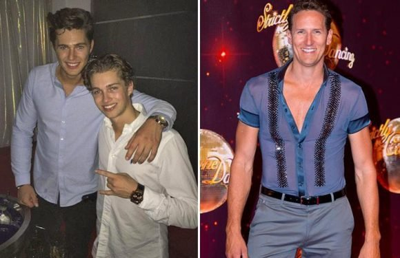 Strictly bosses replace axed Brendan Cole with AJ Pritchard's hunky little brother