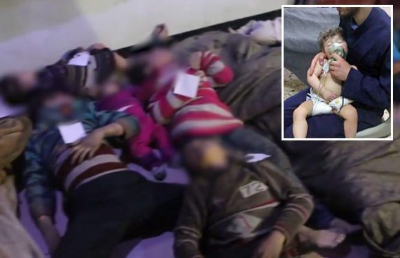Russia claims Syria chemical attack is FAKE NEWS – so how do you explain THIS?