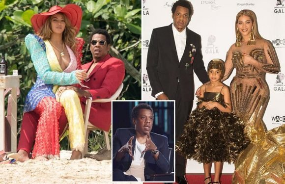Jay Z reveals he and Beyonce went to therapy to 'work on their marriage' after cheating claims