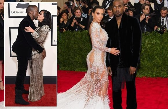 Kim Kardashian and Kanye West's love story could be 'next big Hollywood blockbuster'