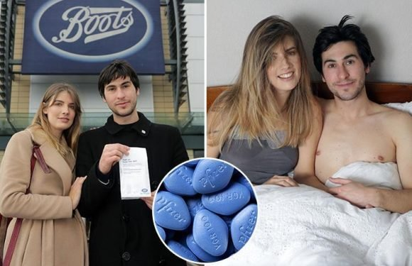 Couple try out prescription-free Viagra… and reveal what happened in the bedroom