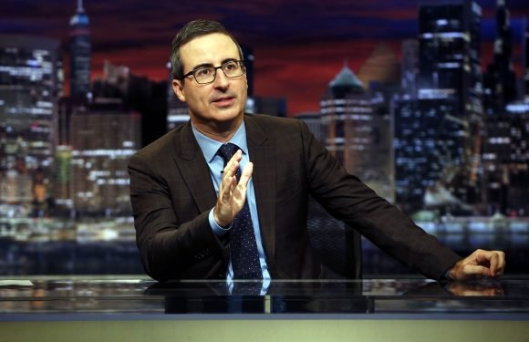 John Oliver rips Sinclair after viral video: 'Brainwashed cult'