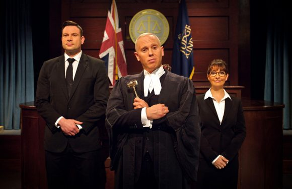 Judge Rinder says he couldn't go back to being a professional barrister