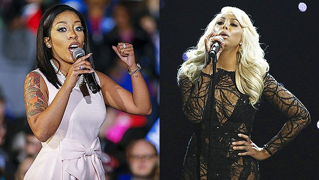 K. Michelle & Tamar Braxton Reignite Wild Feud 6 Years Later: See Their Latest Brutal Disses