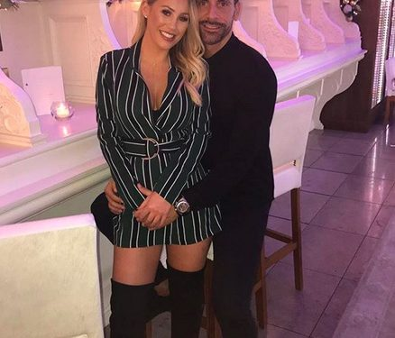 Cheeky, Rio Ferdinand! Kate Wright gives glimpse into life with her man
