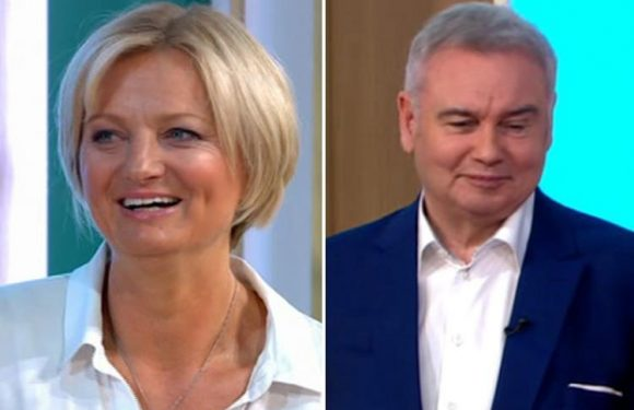 This Morning's Eamonn Holmes under fire after Alice Beer lashes out at him for suggesting men can decorate better than women