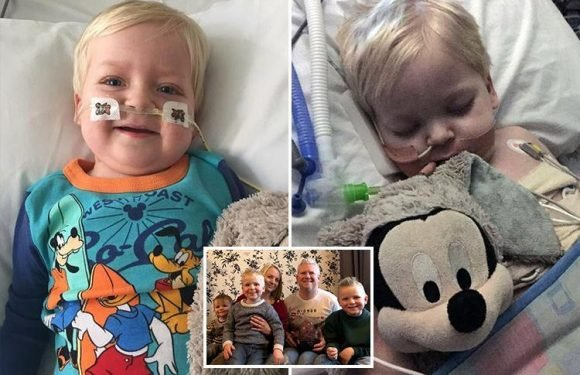 Boy, 2, wakes up from coma as heartbroken family agree to switch off life support