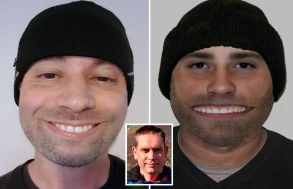 Bloke with huge smile forced to deny he is 'Cheshire Cat burglar' despite striking similarity to hilarious police e-fit