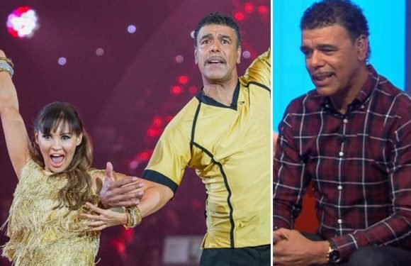 Chris Kamara claims he's going on Strictly Come Dancing but fans don't believe him