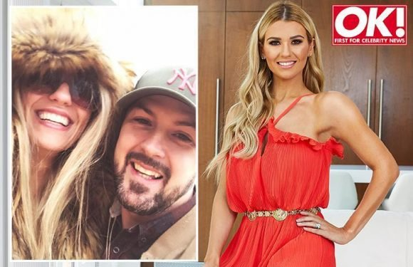 Paddy McGuinness' wife Christine declares she 'still loves' her husband after 'toughest year of her life' but says she's done having children