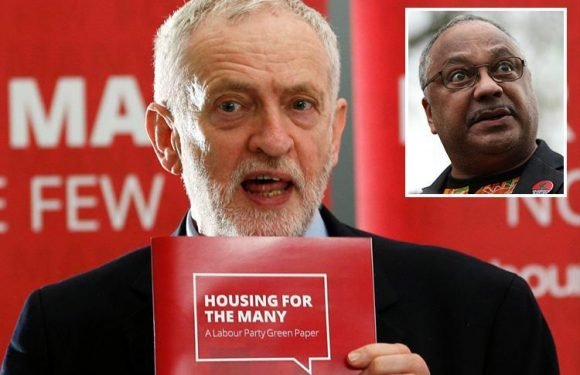 Jeremy Corbyn's office supported me, claims expelled Labour activist Marc Wadsworth who clashed with Jewish MP