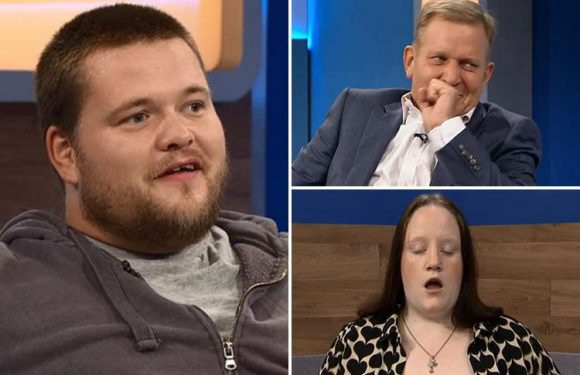 Jeremy Kyle mocks guests for getting engaged in Asda and celebrating by having SEX on the backseat of their car
