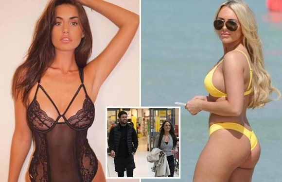 Towie's Clelia Theodorou accuses love rival Amber Turner of breaking girl code by sleeping with Dan Edgar while she was still dating him