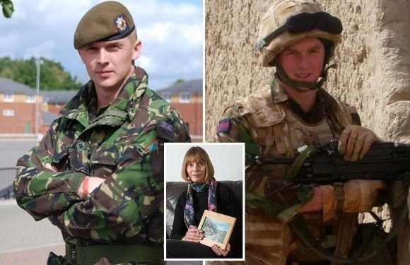 Fallen soldier's poignant poem revealed in competition to mark opening of £300m rehab centre for troops
