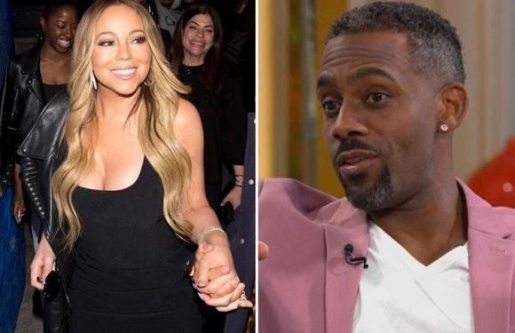 Richard Blackwood claims he once turned down an advance from Mariah Carey