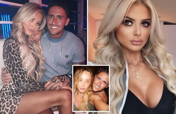 Stephen Bear in a relationship with stunning model Ellie O'Donnell – four months after split from Charlotte Crosby