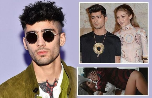 Zayn Malik reveals he's 'more confident' after split with Gigi Hadid as he kisses new model in music video for Let Me