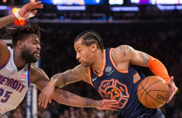 Trey Burke wants to bring back culture of winning to Knicks