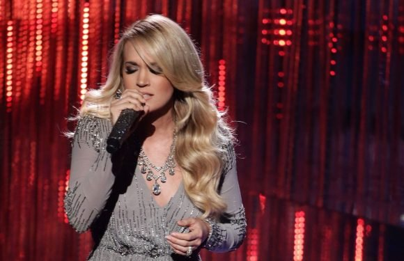 "Carrie Underwood drops ""emotional"" new song 'Cry Pretty' after nasty fall"