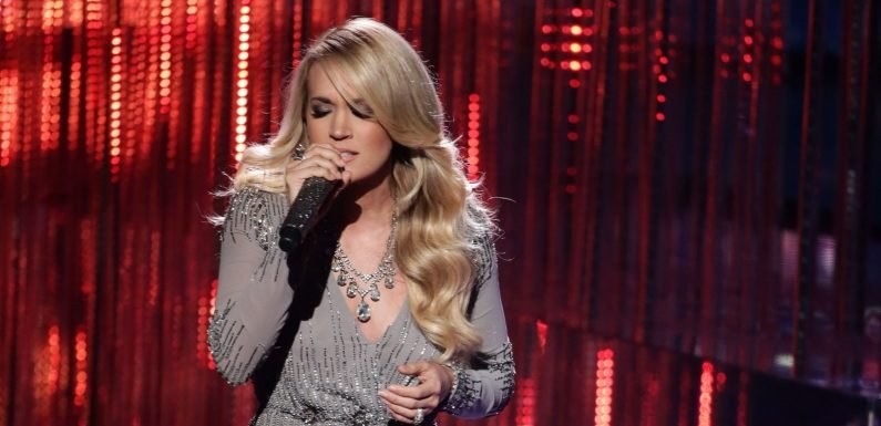 """Carrie Underwood drops """"emotional"""" new song 'Cry Pretty' after nasty fall"""