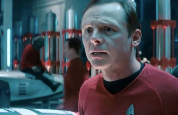 Simon Pegg doesn't think Quentin Tarantino will direct Star Trek 4