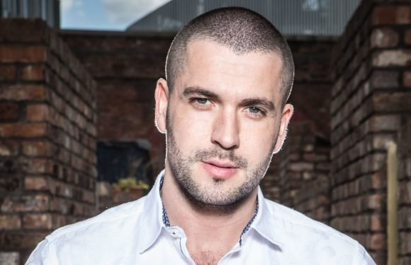 "Coronation Street's Shayne Ward teases his ""important"" exit storyline"