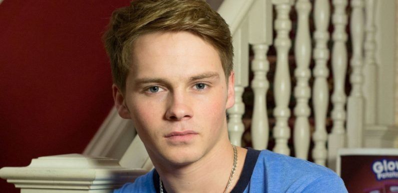 Former EastEnders star Sam Strike once played Leatherface in Texas Chain Saw Massacre prequel
