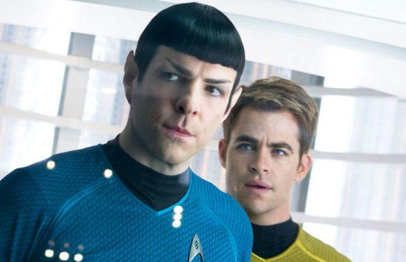 Quentin Tarantino isn't the only one working on a new Star Trek movie script, says Zachary Quinto