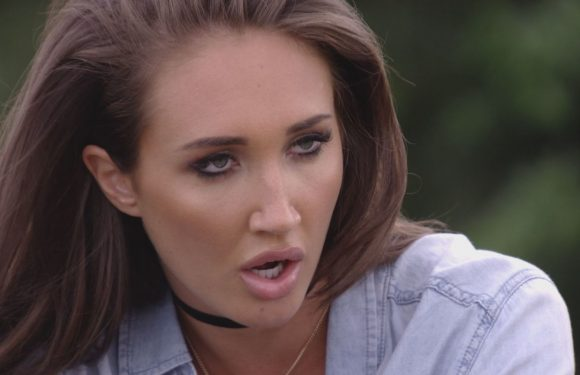 TOWIE's Megan McKenna is supporting actual Michael Buble at the British Summer Time Festival