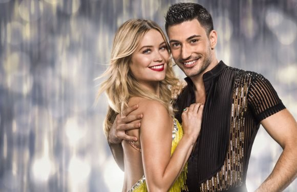 """Strictly Come Dancing's Laura Whitmore says she """"cried every day"""" on dance show"""