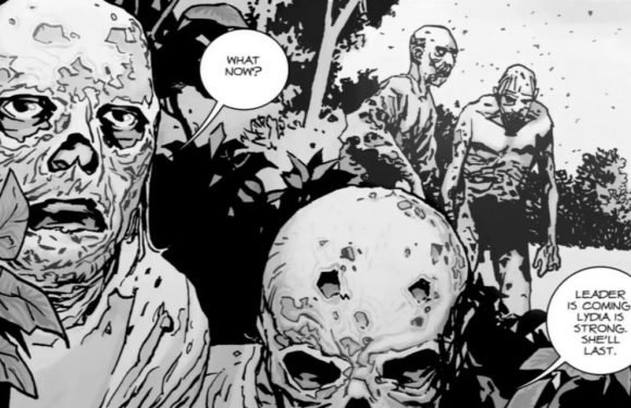 The Walking Dead fans think season 8 finale introduced the Whisperers