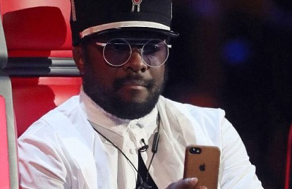 The Voice UK's will.i.am doesn't know if he'll be back for another series