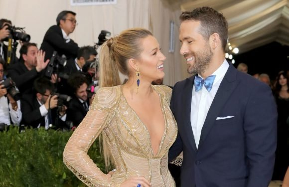 Ryan Reynolds denies marriage troubles with Blake Lively as only Ryan Reynolds can
