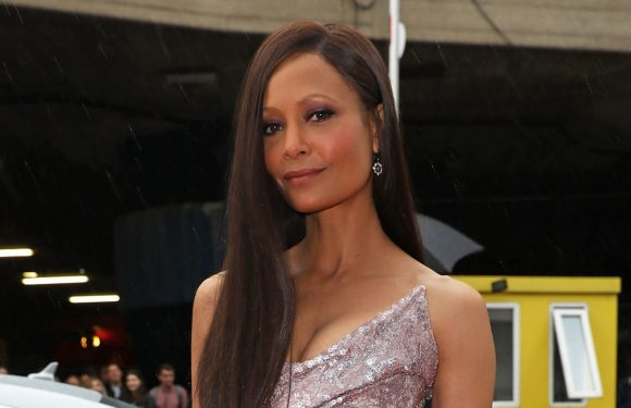 "Han Solo prequel's Thandie Newton celebrates being ""first woman of colour"" with major Star Wars role"