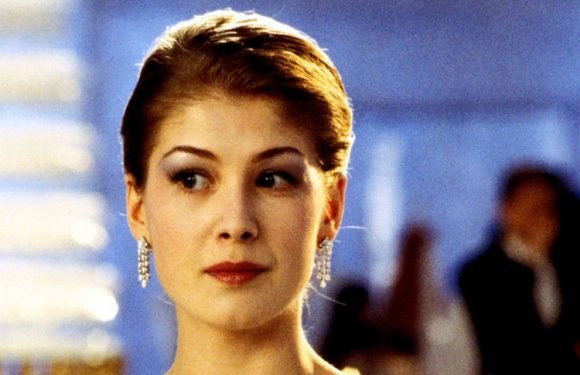 """Rosamund Pike doesn't want """"sloppy seconds"""" female James Bond – but calls for Bond Girl spin-off"""