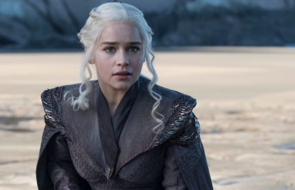 Watch Game of Thrones' Emilia Clarke hilariously try to spoil the final season