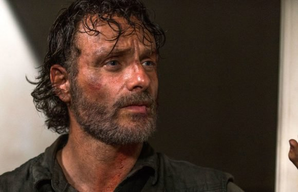 "The Walking Dead's Andrew Lincoln teases an ""unbelievable"" season finale"