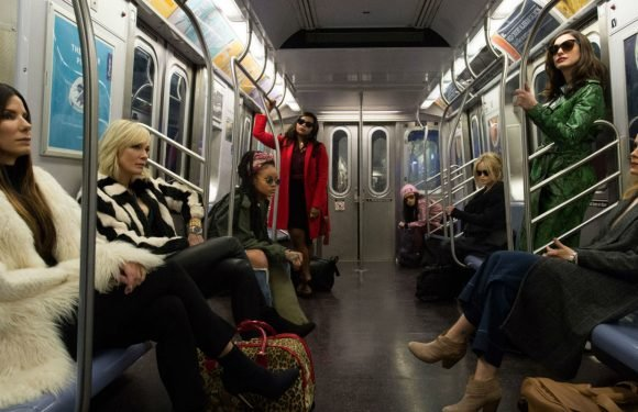 Sandra Bullock and Anne Hathaway's Ocean's 8 dropping new trailer VERY soon