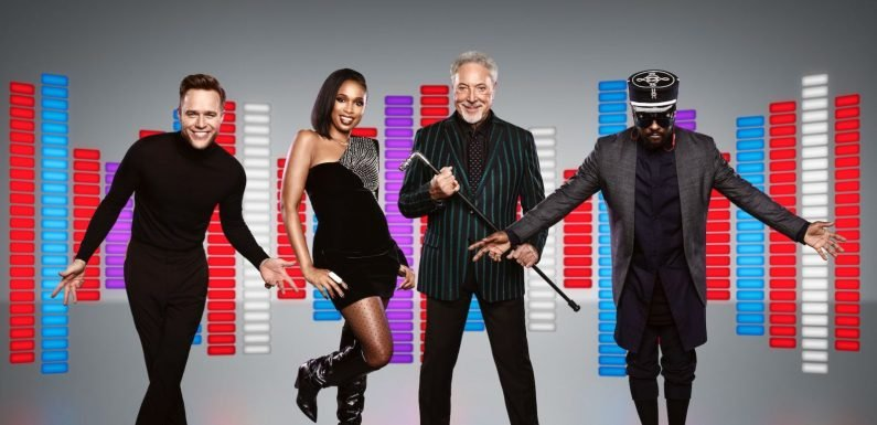 Ruti, Lauren, Donel and Belle Voci are through to The Voice UK final
