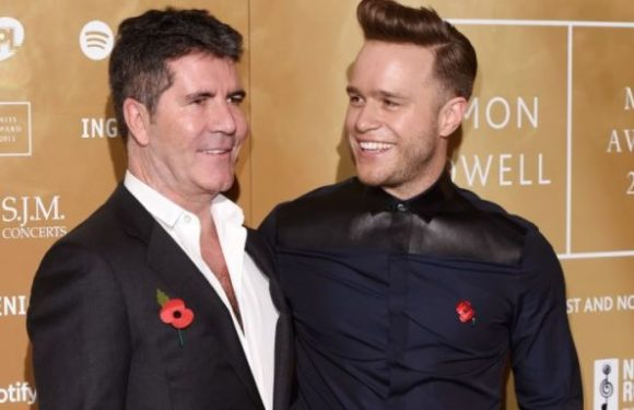 The Voice UK's Olly Murs would love to judge alongside Simon Cowell on The X Factor