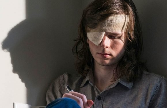 Here's what Carl's letter to Rick said on The Walking Dead – and you might get emotional