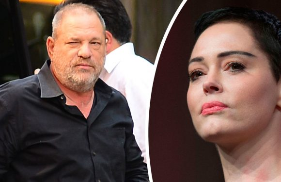 """Rose McGowan says she doesn't think Harvey Weinstein """"will ever be prosecuted"""" over rape and sexual assault allegations"""